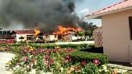 Huge fire guts Ramdev's natural health centre in Haridwar