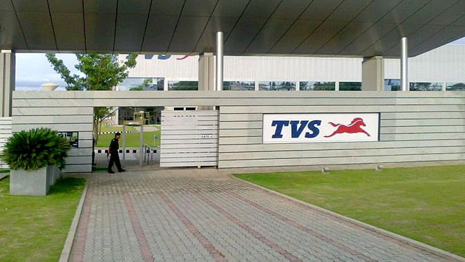 COVID-19: TVS Motor Company halts manufacturing operations