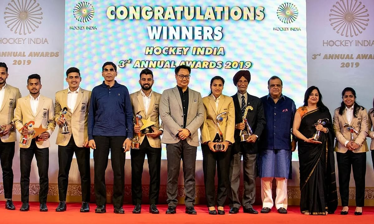 Hockey: Manpreet Singh and Rani win Player of the Year 2019 Awards