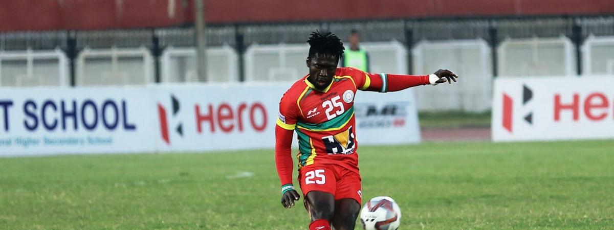 Football I-League: Uche's spot-kick helps TRAU beat Churchill, Goa