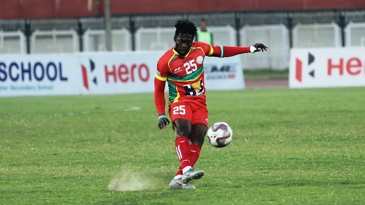 Football I-League: Uche's spot-kick helps TRAU beat Churchill, Goa