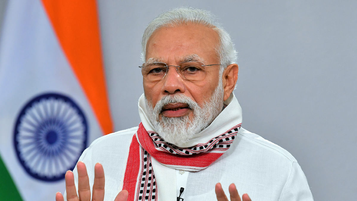 Modi urges people to be even more alert as lockdown gets lifted