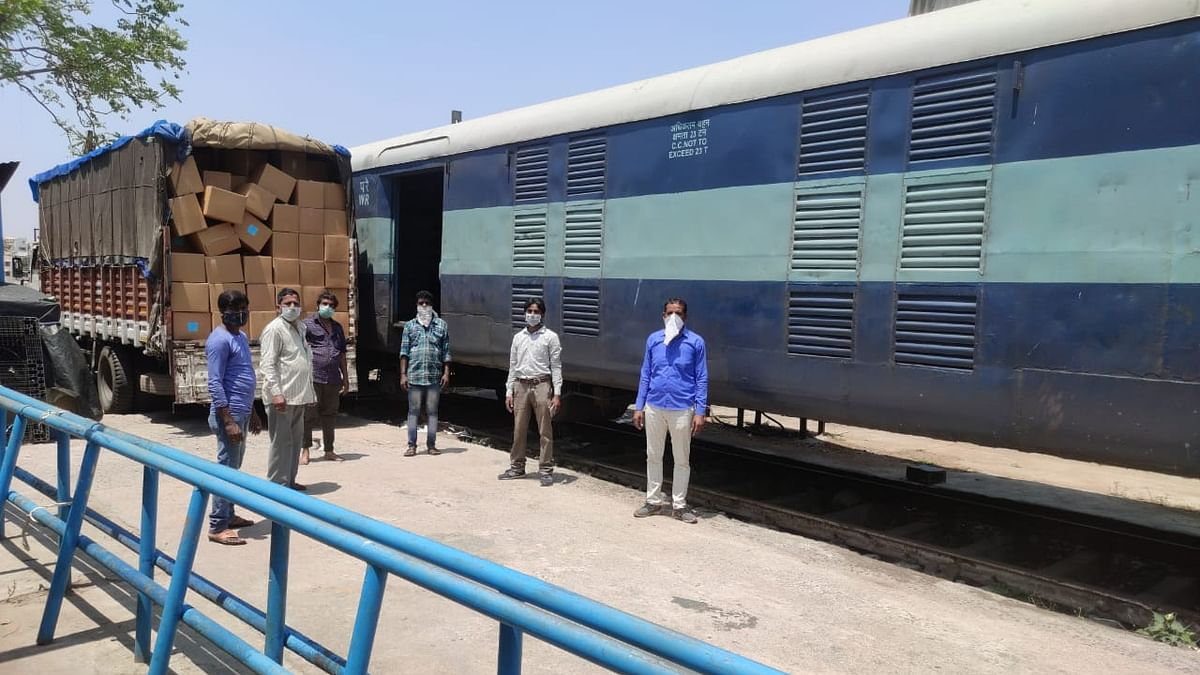 Parcel trains boost railway earnings by Rs 7.54 crore since lockdown, carry over 20,400 tonnes
