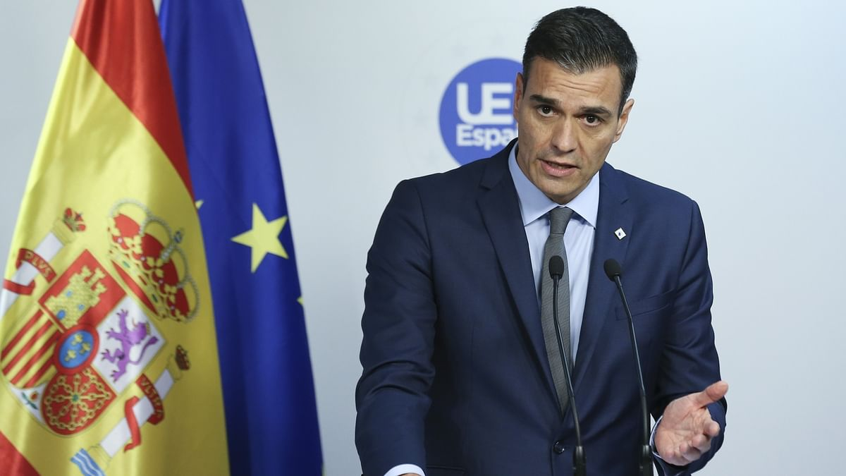 Spain PM to seek 'state of alarm' extension until May 9