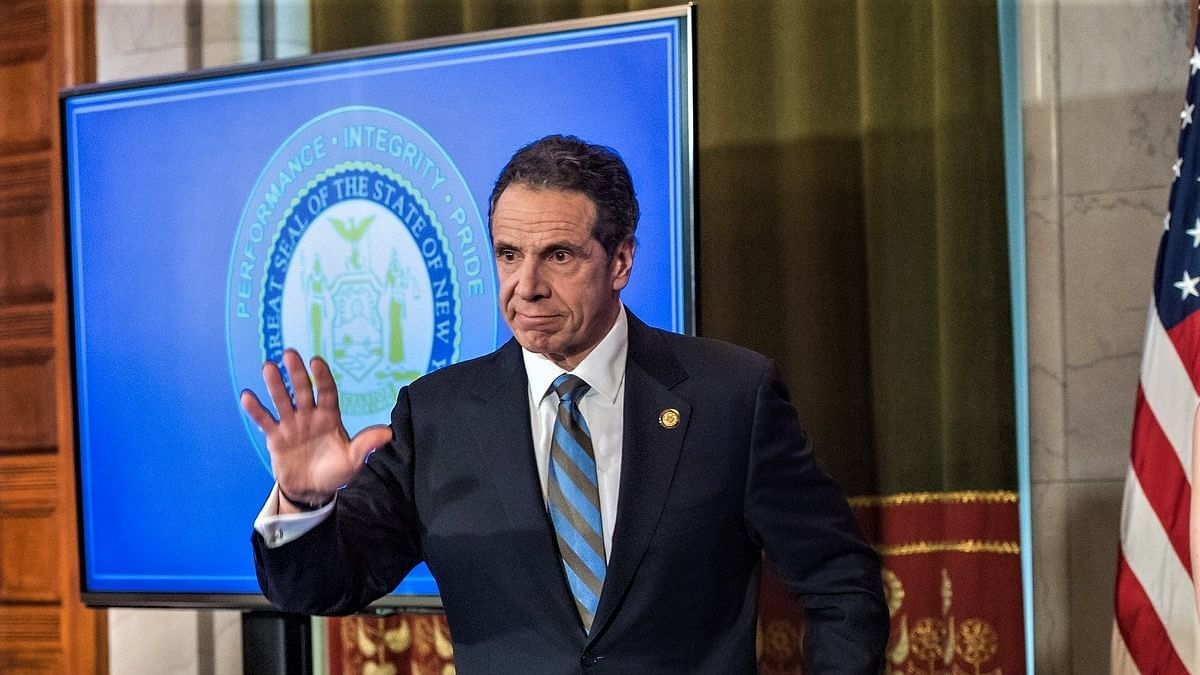 New York Governor Andrew Cuomo steps down amid harassment report