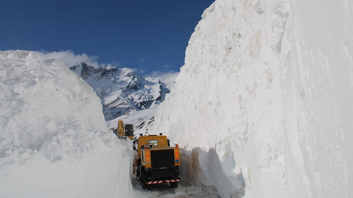 Rohtang Pass