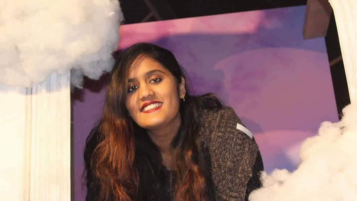 Nidheya Suresh: Young Indian  filmmaker trying to find her feet in US