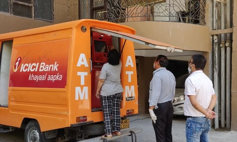 ICICI Bank deploys mobile ATM vans in Delhi NCR and Chennai
