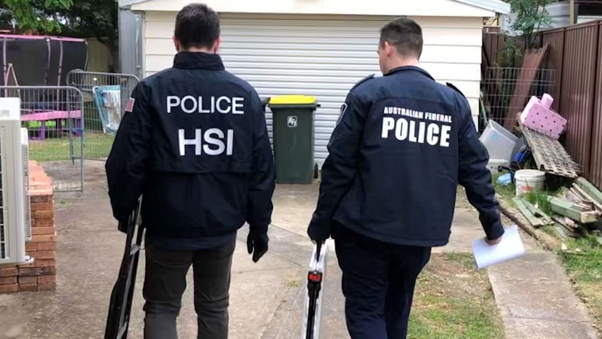 16 arrested in Australia after two-year probe into child abuse website