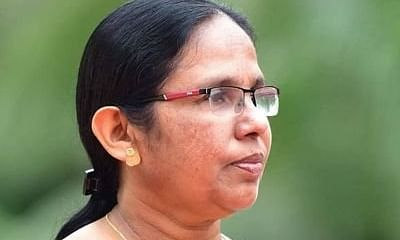 Kerala Health Minister K K Shailaja