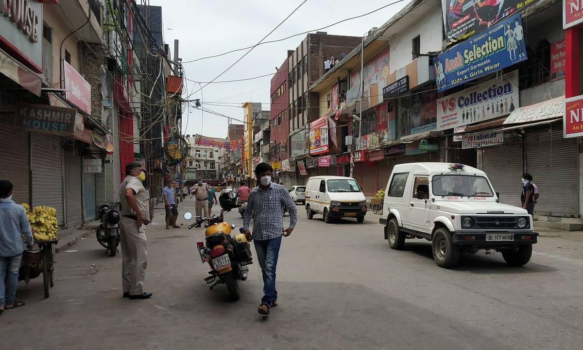 Shops inside colonies to be allowed to run in Delhi