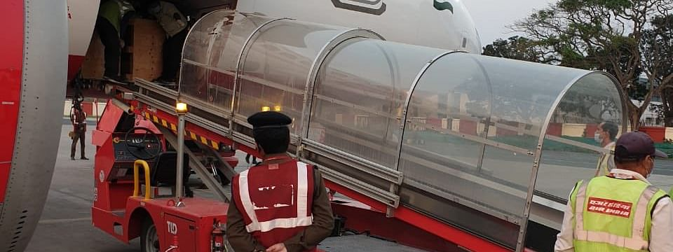 74 flights operated till March 31 under Lifeline Udan; more than 22 tonnes of cargo transported in a single day