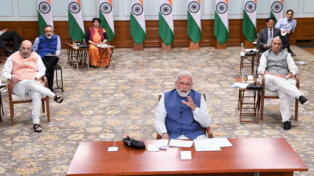 States, Centre must formulate strategy for staggered re-emergence of population once lockdown ends: PM