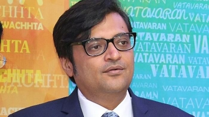 Arnab Goswami shifted from Alibaug school to Taloja Jail