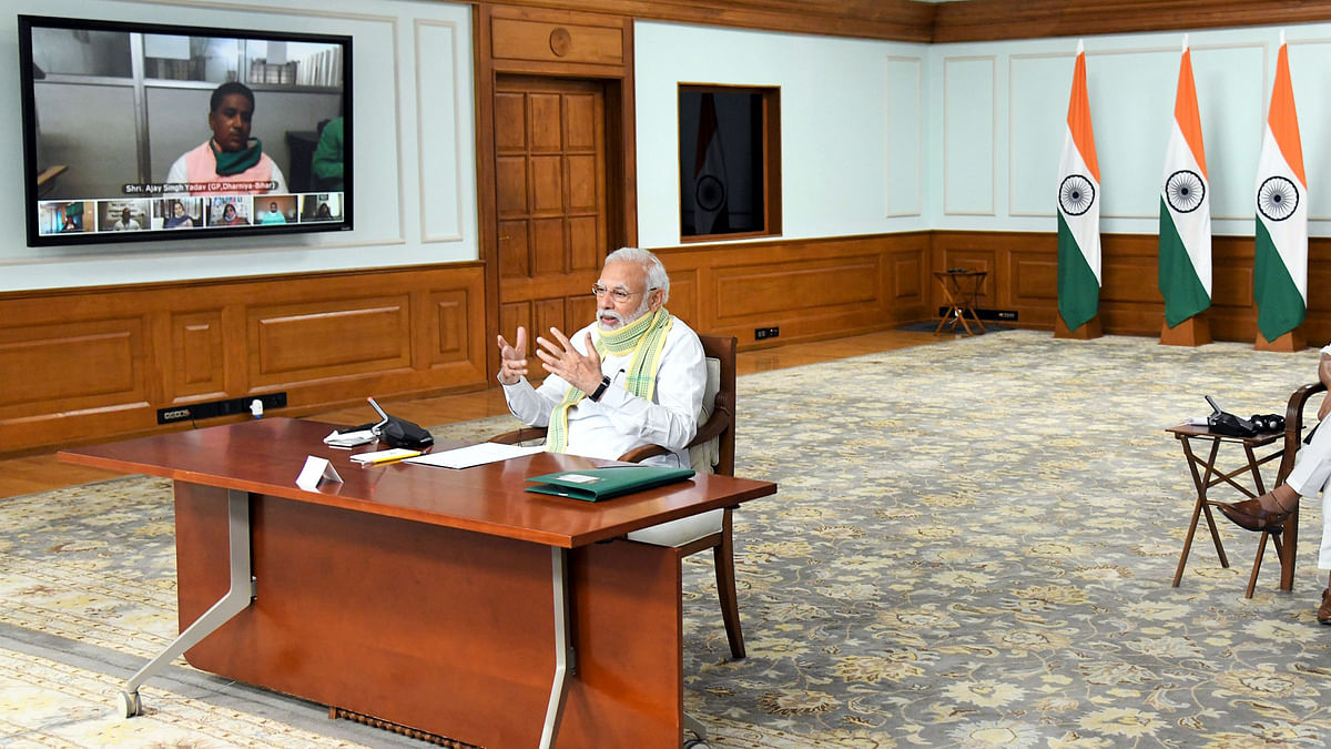 Biggest lesson from COVID-19: Become self-reliant and self-sufficient, says Modi