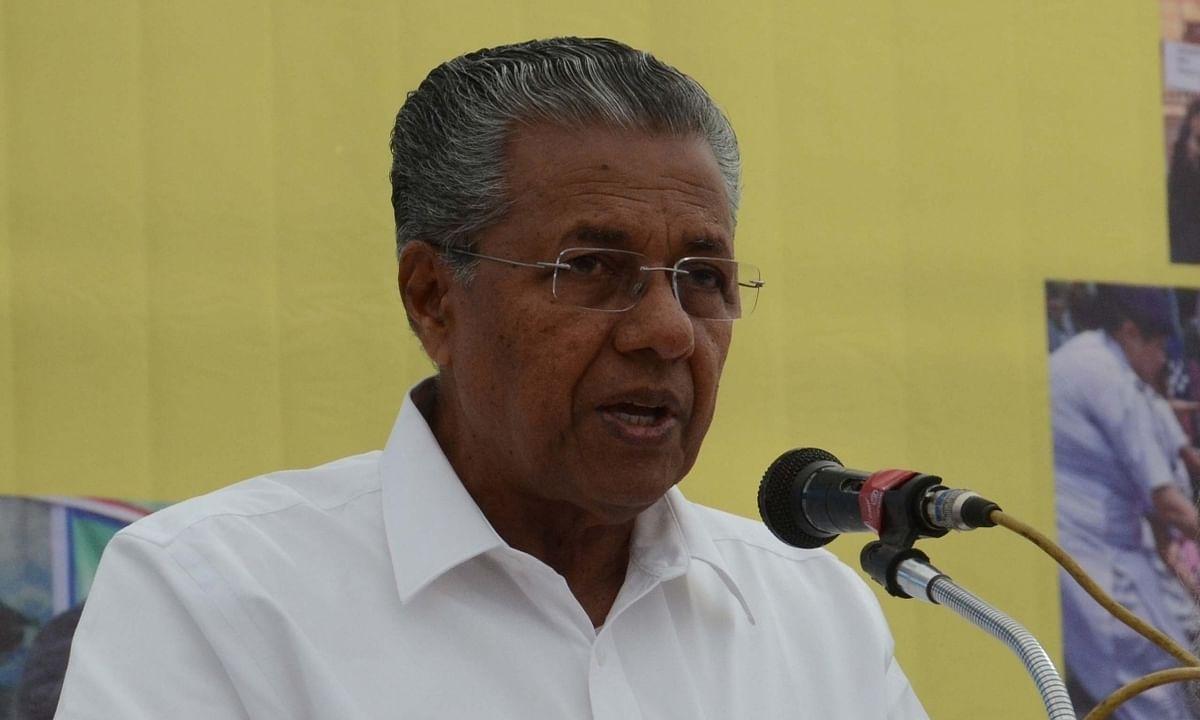 Kerala's financial situation in bad shape: Vijayan