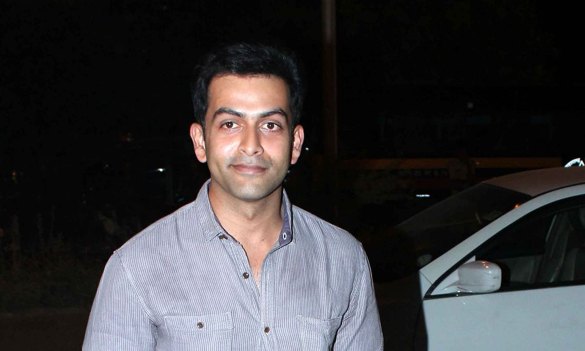 Actor Prithviraj, director Blessy, crew stuck in Jordan, hope for evacuation