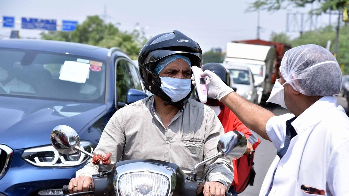 Random Covid-19 testing at Delhi-Noida border from Wednesday
