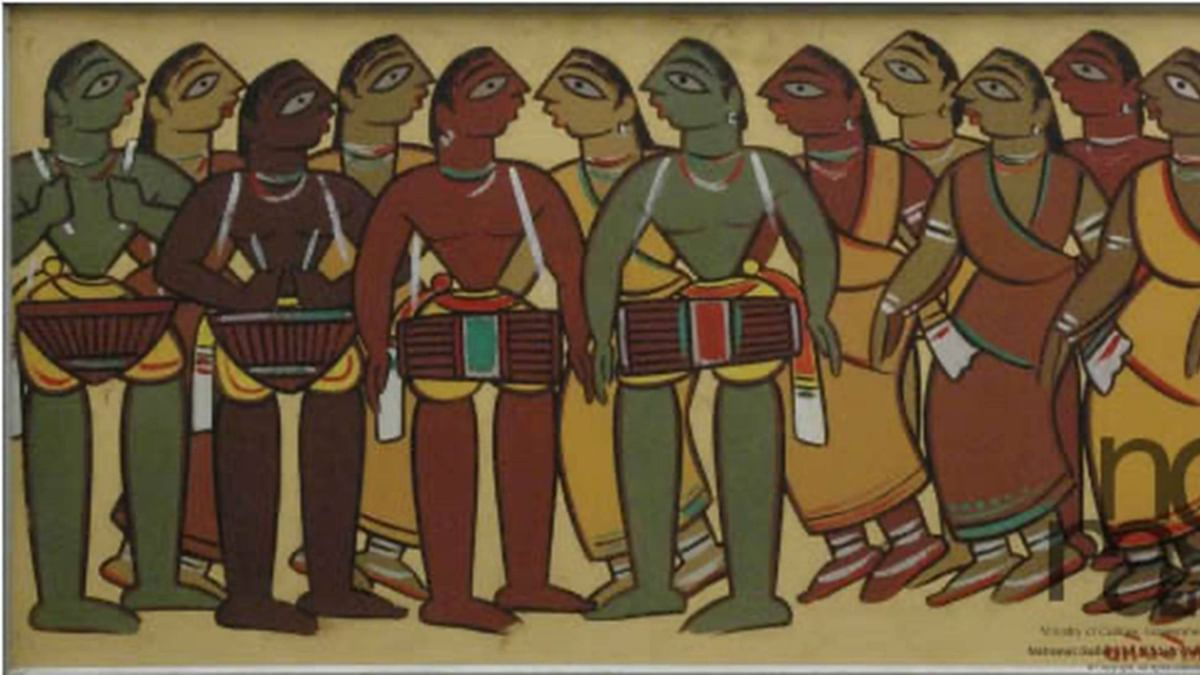 NGMA pays tribute to pioneering artist Jamini Roy through virtual tour