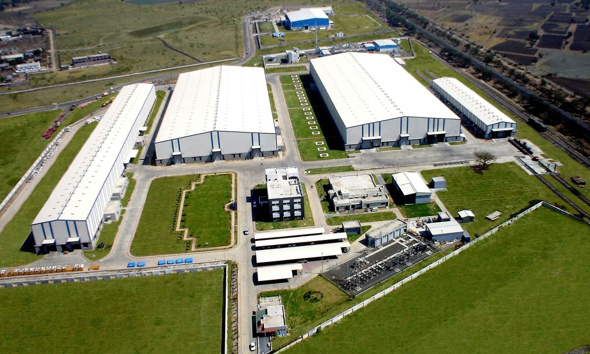 Bombardier Rail Vehicles Production Site at Savli near Vadodara in Gujarat, India