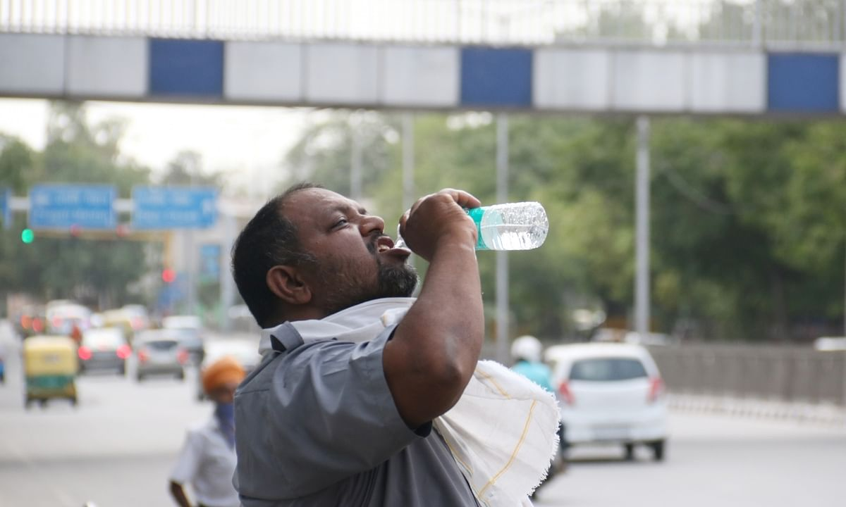 Delhi sizzles at 45.6 degrees, Maharashtra's Sonegaon hottest in India