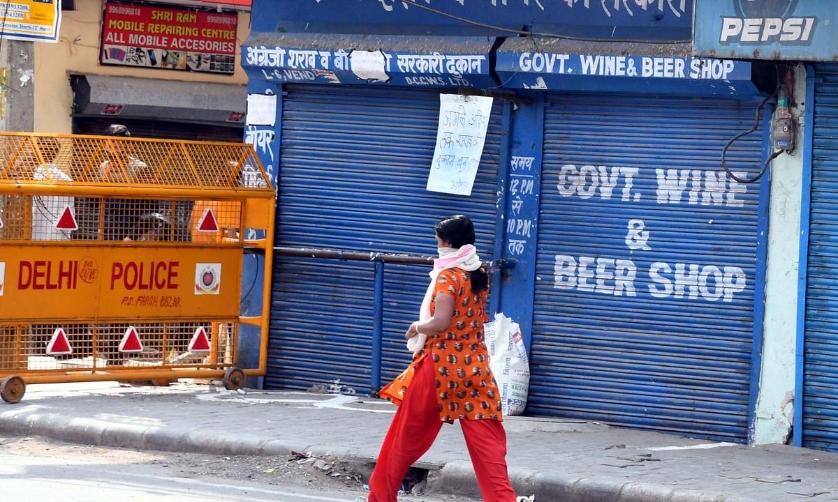 Delhi govt allows reopening of 66 private liquor shops