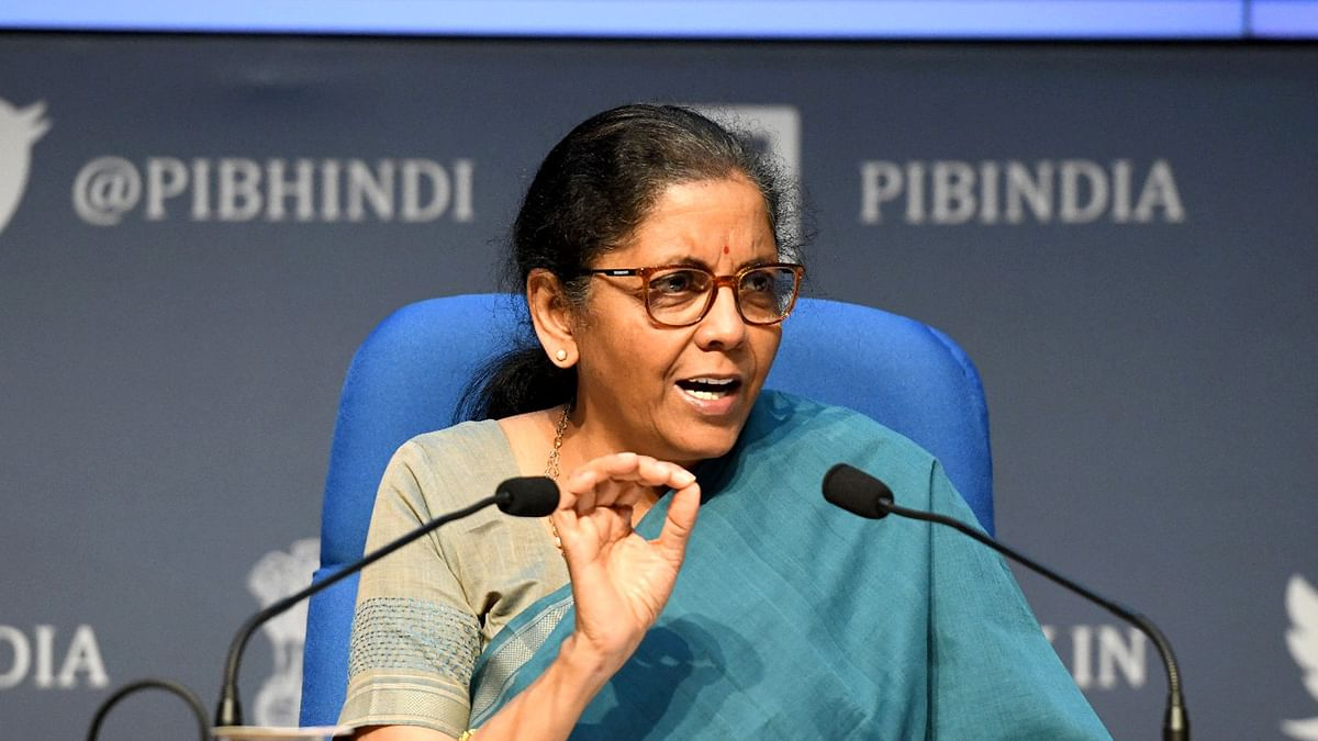 Sitharaman allocates Rs 40,000 crore more for MGNREGS, opens more  areas to private sector