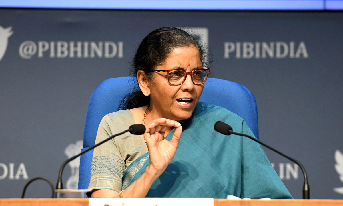 Economic 'green shoots' visible, govt open to taking more steps: Sitharaman