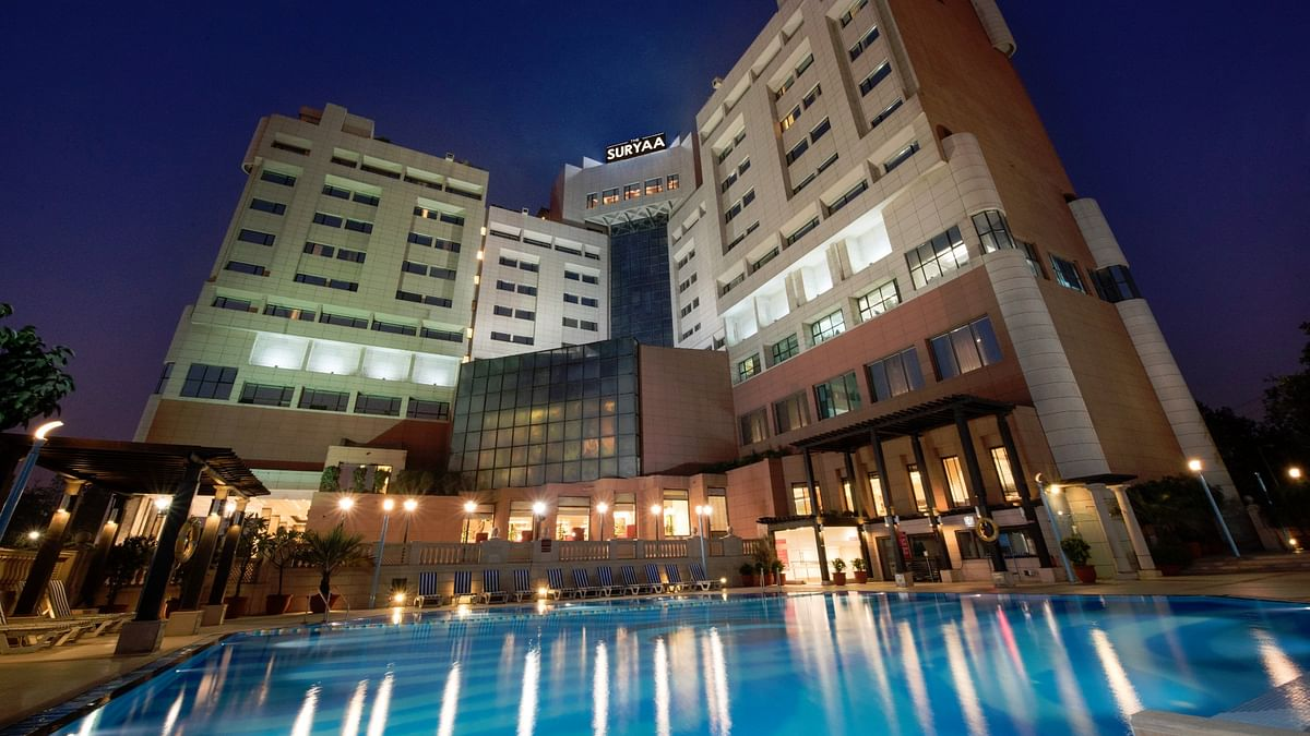 Five Delhi luxury hotels made extended COVID hospitals