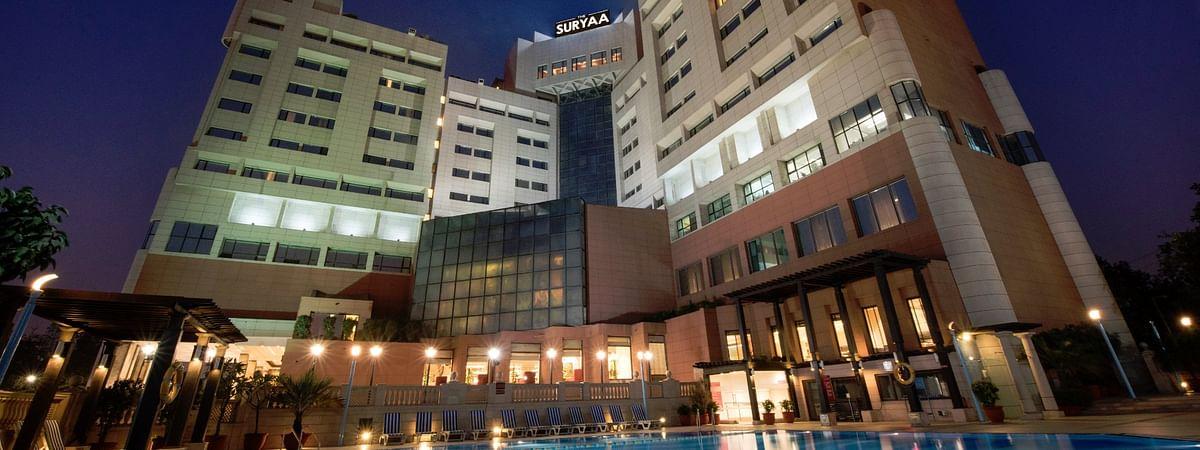 Hotel Suryaa in New Friends Colony, Delhi