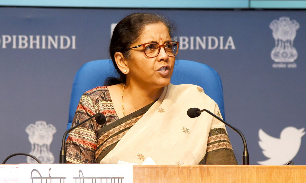Sitharaman unveils policy reforms in coal, aviation, defence production, power sectors