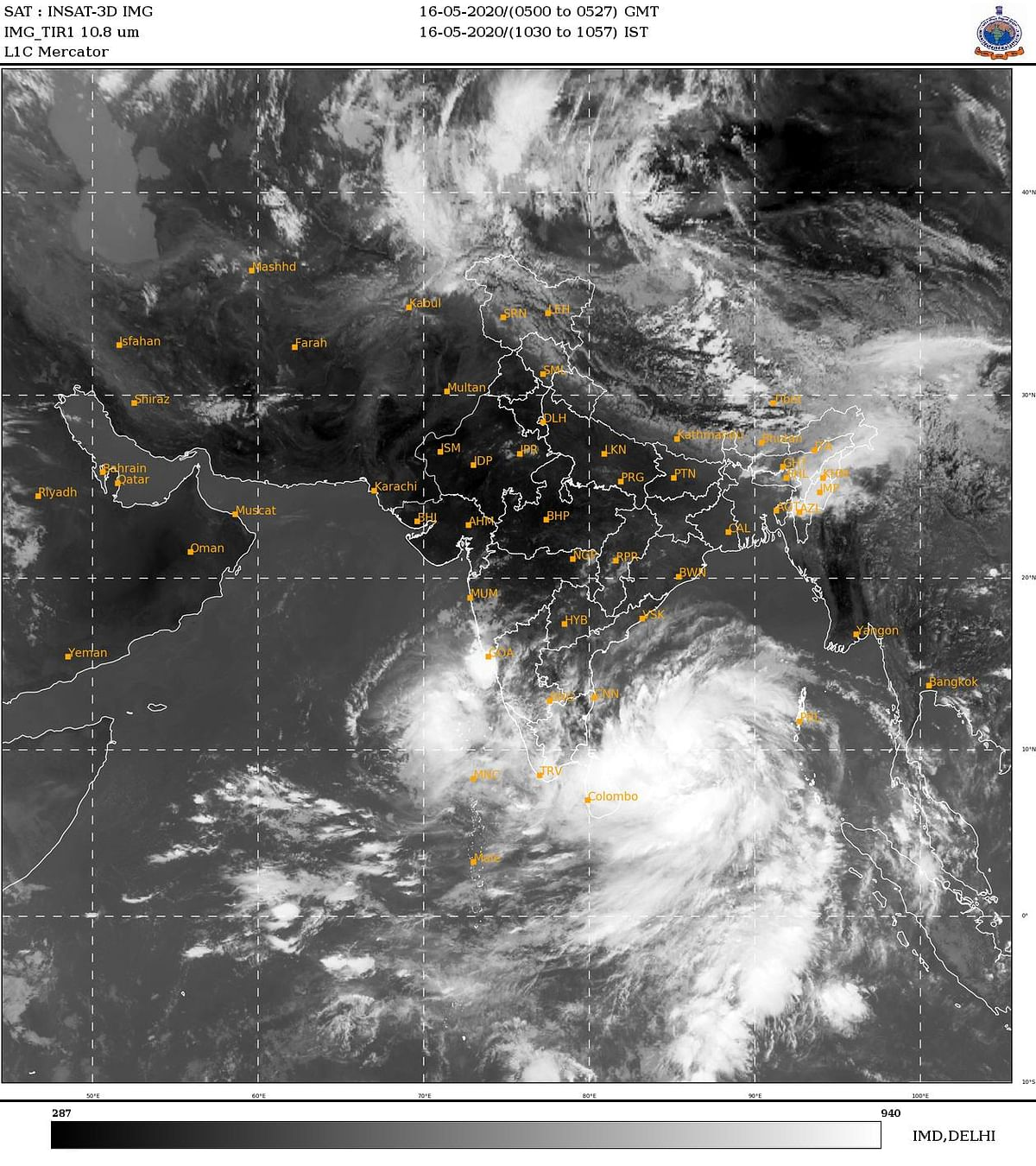 IMD issues pre-cyclone watch for West Bengal, North Odisha coasts
