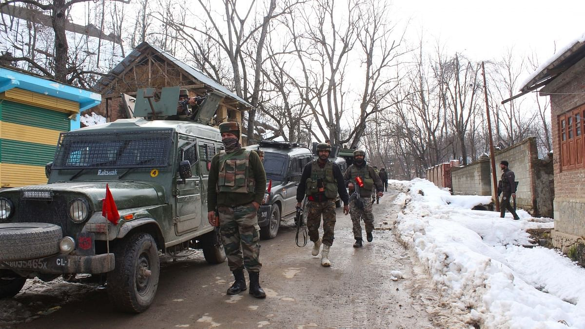 Two terrorists killed in J&K encounter