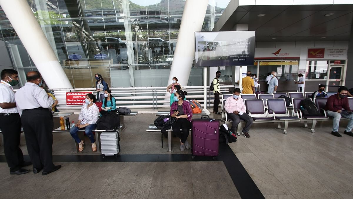 Domestic flights take off after two months of COVID-19 ban