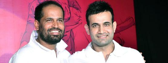 Yusuf Pathan and Irfan Pathan