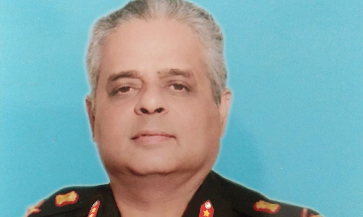 Lt. Gen. Raj Shukla assumes command of the Army Training Command