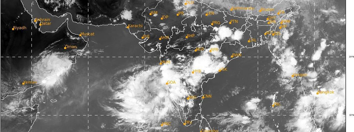 Low pressure area over Arabian Sea likely to become cyclone, reach Maharashtra, Gujarat coasts by June 3