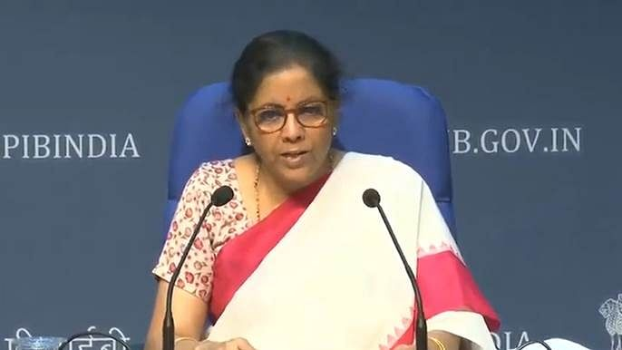 Sitharaman announces steps to boost farm sector, including Rs 1 lakh crore Agri Infrastructure Fund