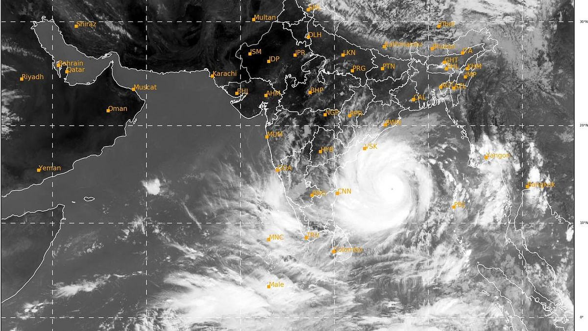 Amphan to intensify into super cyclone over Bay of Bengal, warns IMD