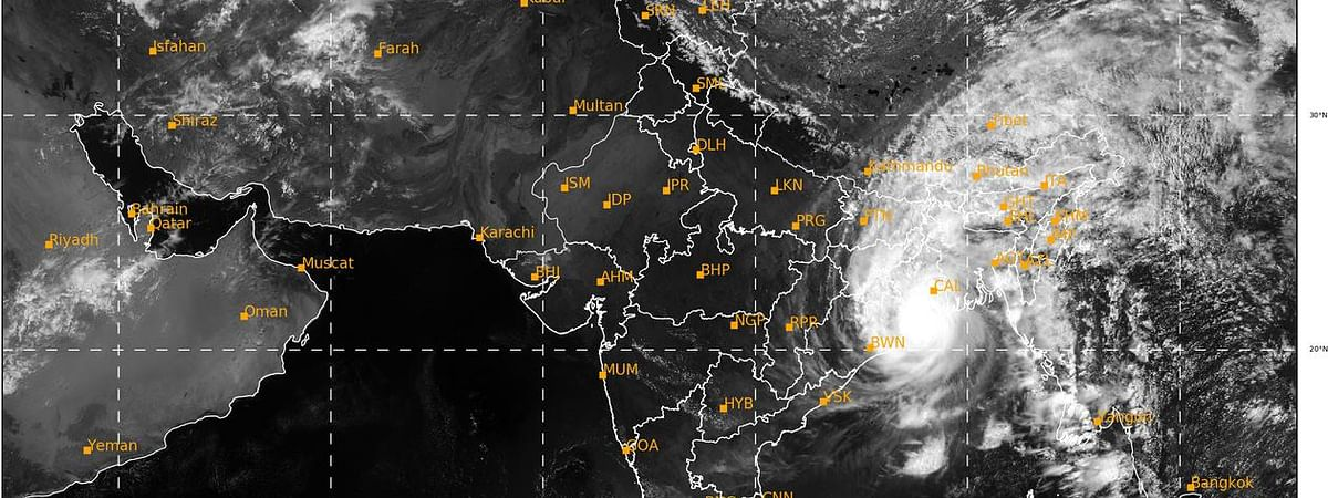 Amphan to cross Bengal-Bangladesh coasts on Wednesday as extremely severe cyclone