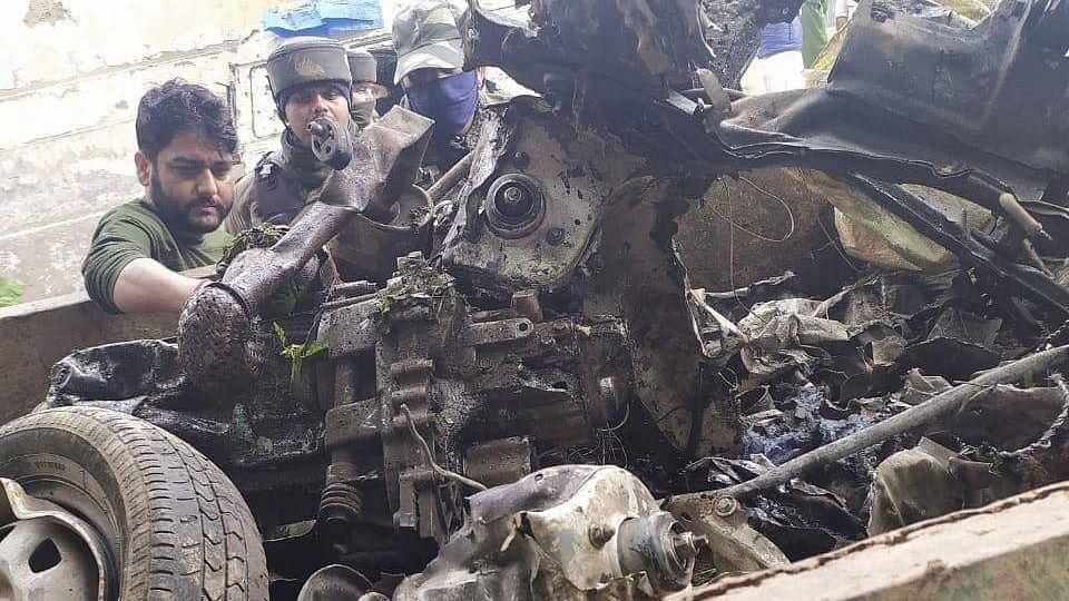 Terror plot foiled in Kashmir, IED-laden car seized