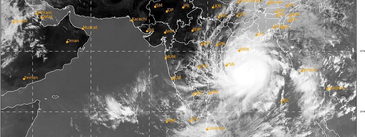 Super cyclone Amphan expected to cross West Bengal-Bangladesh coasts on Wednesday