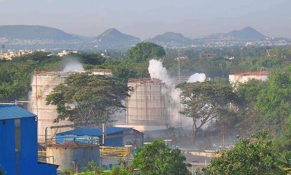 LG Polymers CEO among 12 arrested over Vizag gas leak mishap