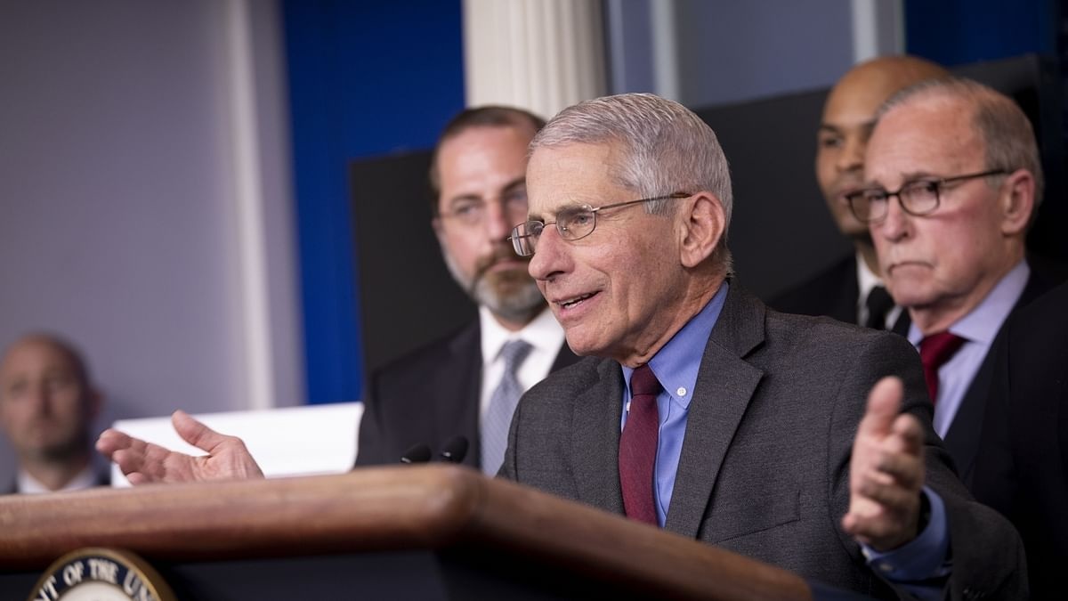 Fauci, two other White House COVID-19 task force members self-isolate