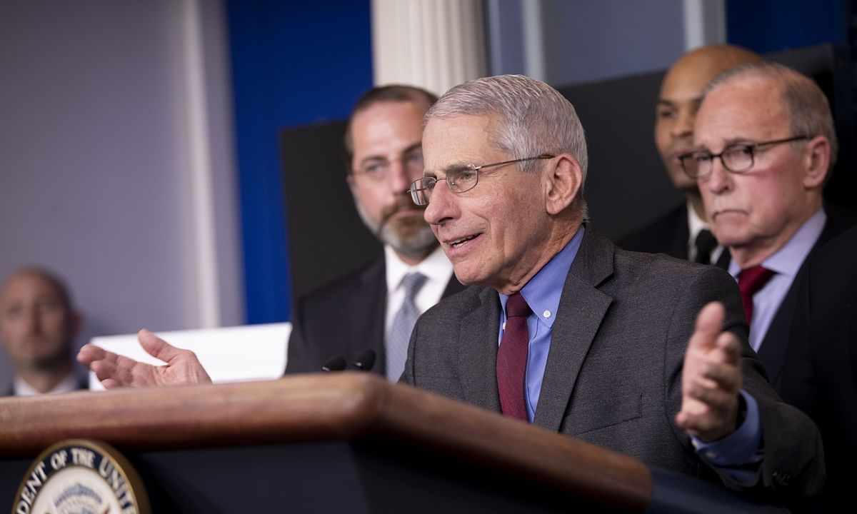 Fauci warns US school reopening will be 'bridge too far' this year