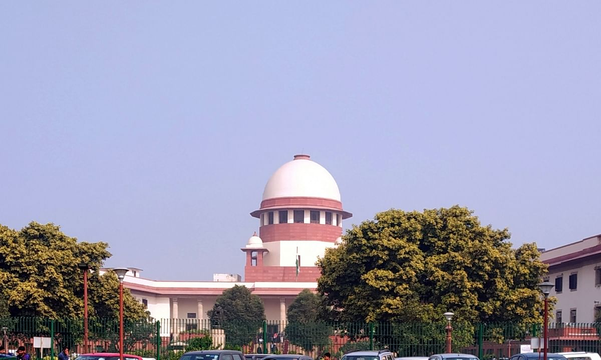 Freedom of press not absolute: SC asks Arnab to move competent court to quash FIR