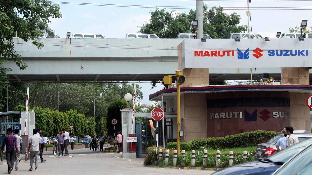 Maruti's Gurugram unit restarts: Workers take on triple load