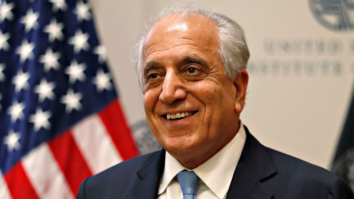 US Spl Rep for Afghanistan Reconciliation Zalmay Khalilzad to visit India as part of tour of region