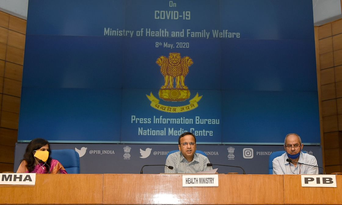 We have to learn to live with the virus: Health Ministry