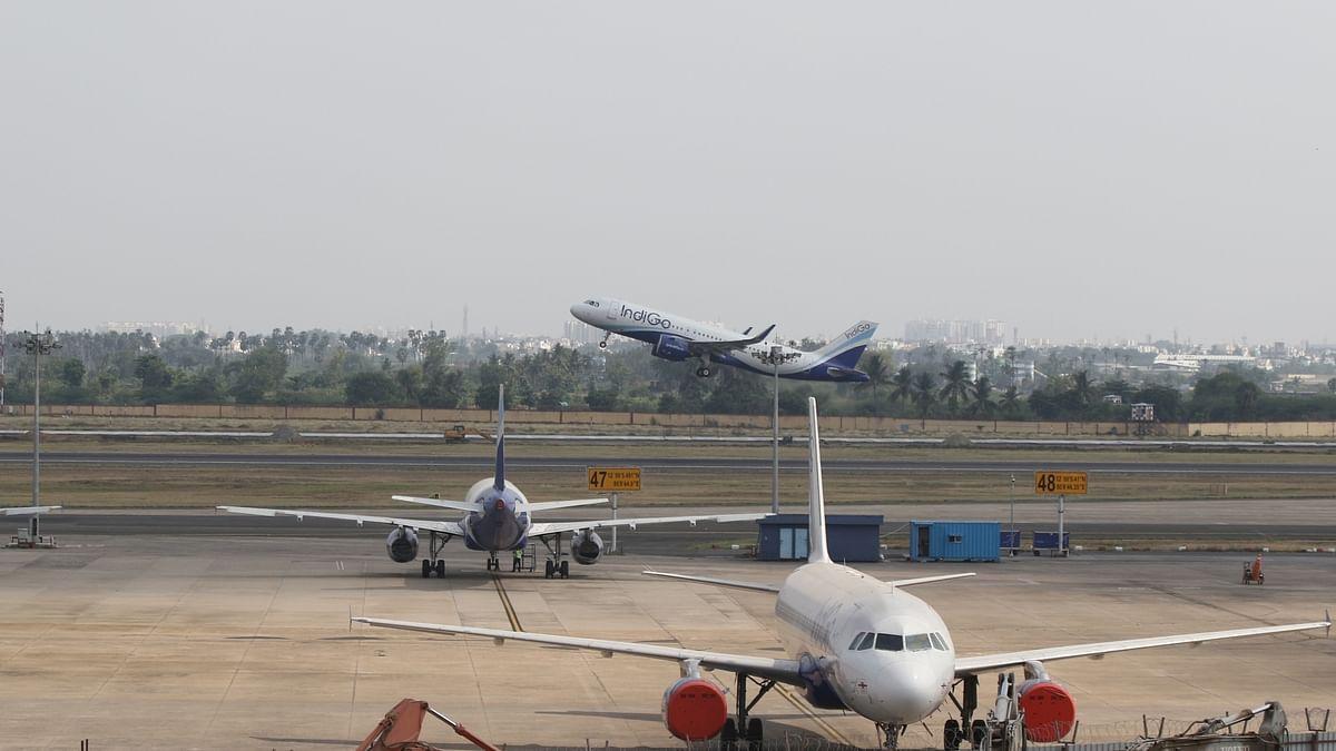 Resumed: 532 flights ferry over 39k passengers on Monday